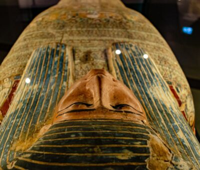 Discovery of 2,000-year-old golden tongue mummies in Egypt
