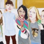 Chantal Joffe and her amazing paintings