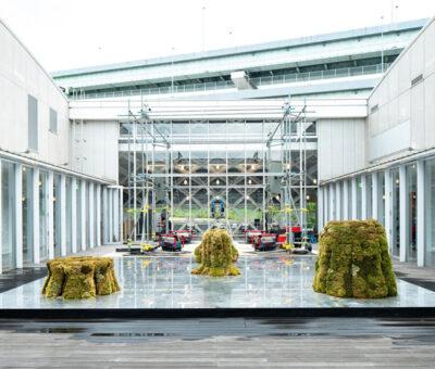 Imaging our future- the art festival in Kitakyushu