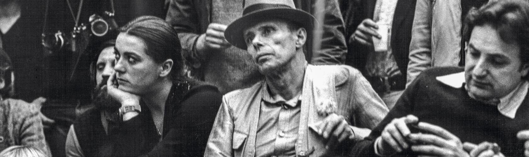 Writings by Katharina Sieverding about Joseph Beuys