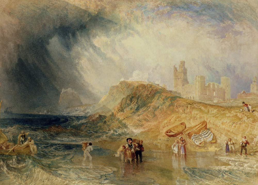 Biography of William Turner (Joseph Mallord William Turner)