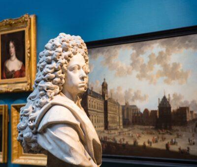 History ofVictoria art Gallery