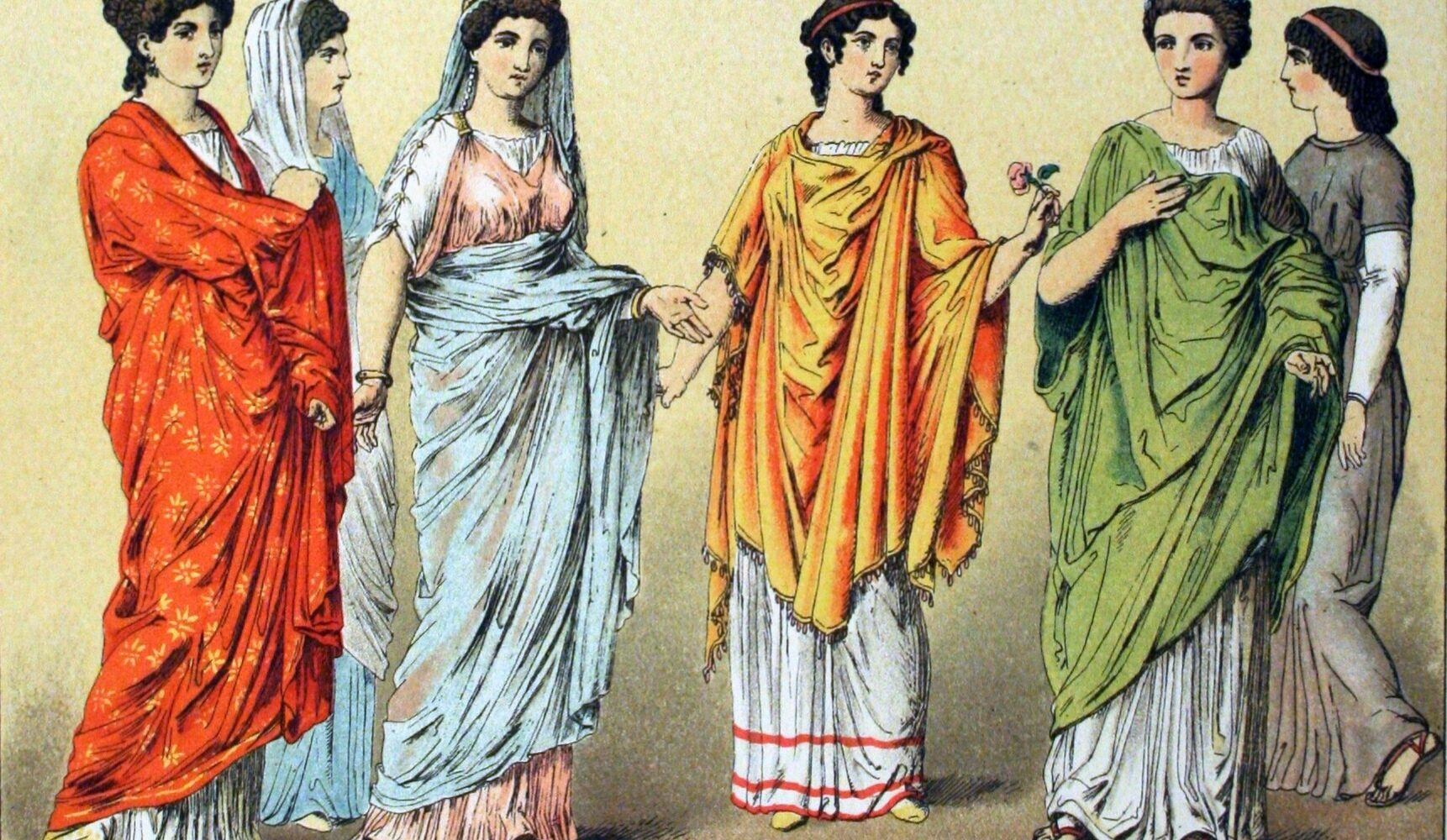 A brief story of colors in renaissance era