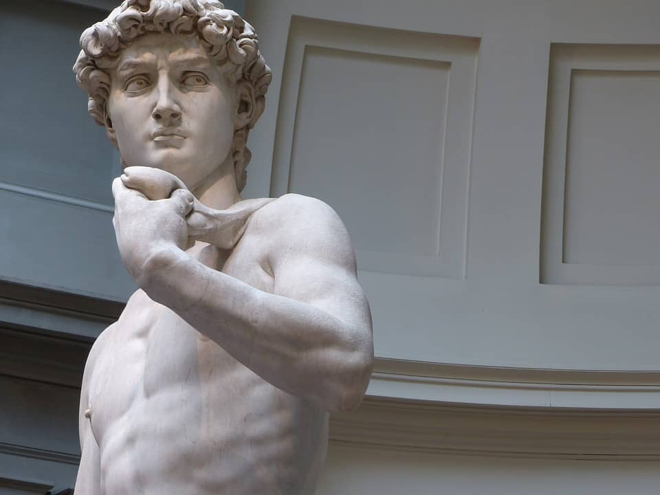 The importance of Sculpture art in history