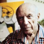 Why has been fish one of the main themes in the life and art of Pablo Picasso